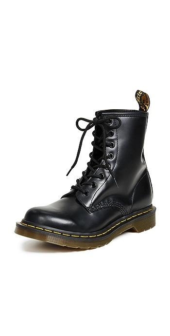 Dr. Martens 1460 8 Eye Boots - Black
