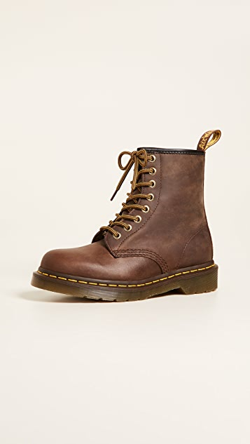Brown doc martens | Etsy