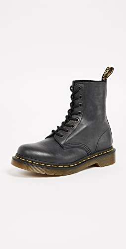Dr. Martens - 1460 Pascal Virginia 8 孔靴子