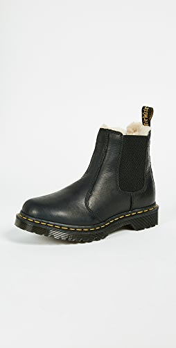 Dr. Martens - Leonore Sherpa Chelsea Boots