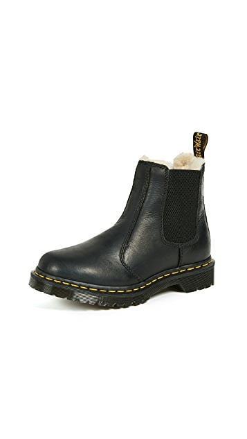 Dr. Martens Leonore Sherpa 切尔西靴