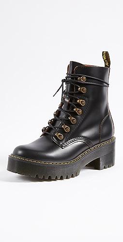 Dr. Martens - Leona 7 Hook Boots