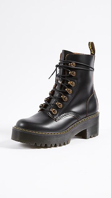 84facc9c8 Dr. Martens Leona 7 Hook Boots | SHOPBOP