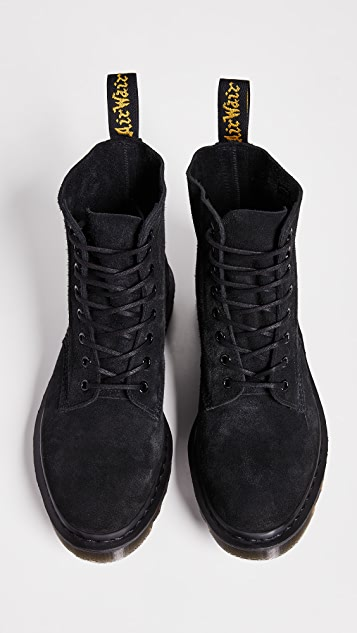 Dr. Martens 1460 Pascal 8 Eye Suede Boots