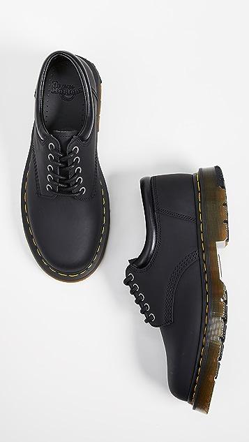 Dr. Martens Winterized 8053 5 Eye Shoes