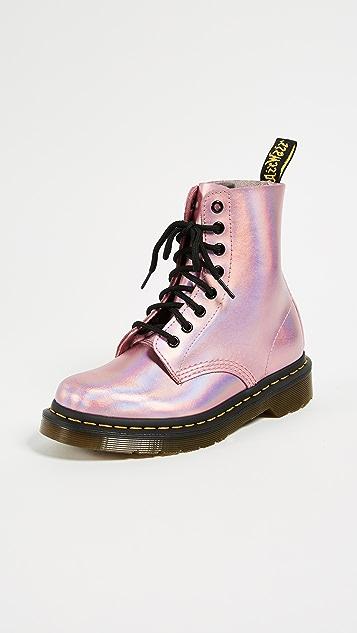 Dr. Martens Pascal IM Boots - Mallow Pink