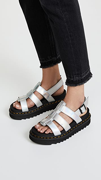 super popular exclusive deals new concept Dr. Martens Yelena RM Sandals | SHOPBOP