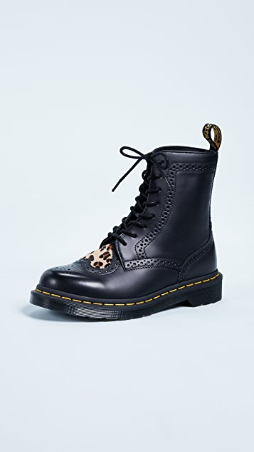 Dr. Martens Bentley II HRT Brogue Boots