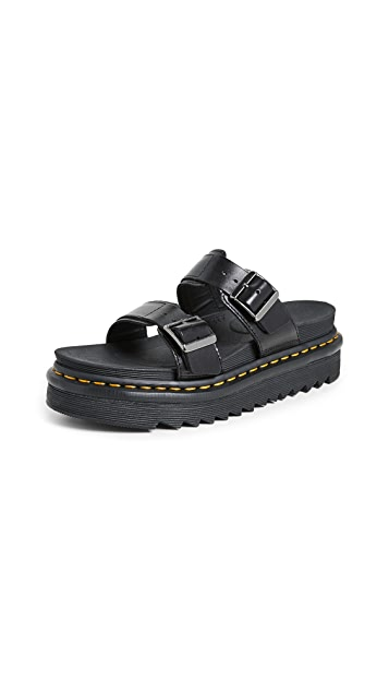 Dr. Martens Myles 便鞋
