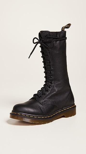 Dr. Martens 14 Eye Zip Boots