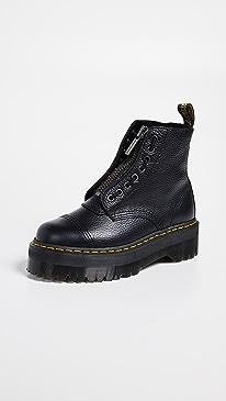 Sinclair 8 Eye Boots