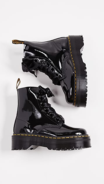 Dr. Martens Molly 6 Eye Boots