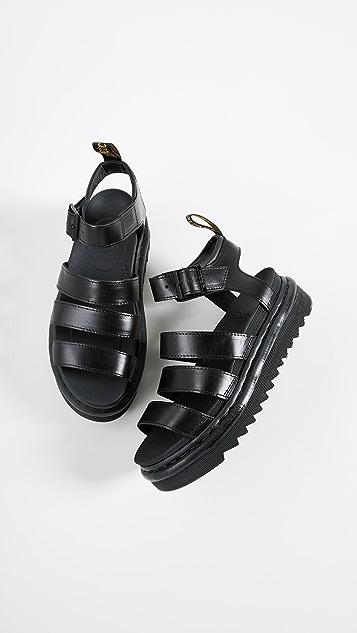 Dr. Martens Blaire Adjustable Strap Sandals