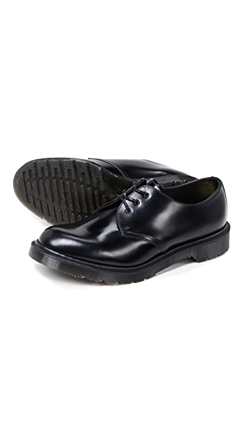 Dr. Martens Made in England Classics 1461 3 Eye Shoe