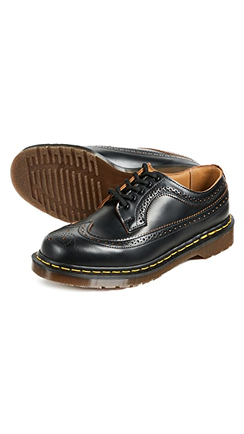 Dr. Martens Made in England Vintage 3989 Brogue Lace Up