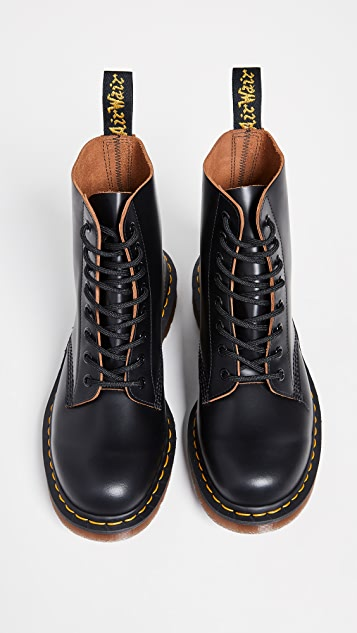 Dr. Martens Made in England Vintage 1460 8 Eye Boot