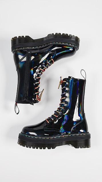 Dr. Martens Jadon 10 Eye Boots