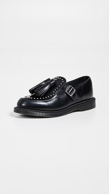 Dr. Martens Gracia Stud Mary Jane Shoes
