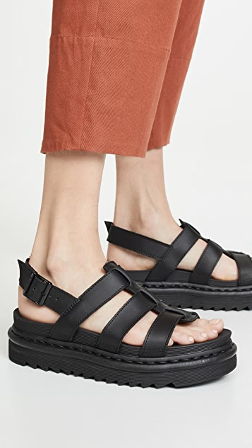 buy good fantastic savings special for shoe Dr. Martens Yelena Sandals | SHOPBOP
