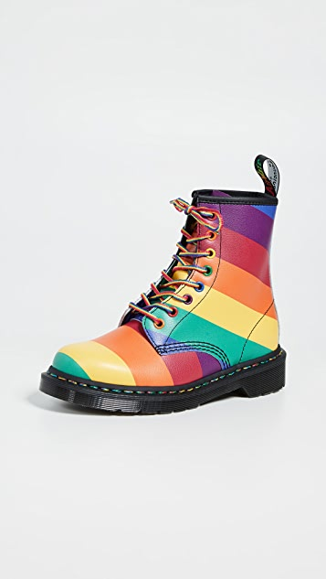 Dr. Martens 1460 Pride 8 孔靴子