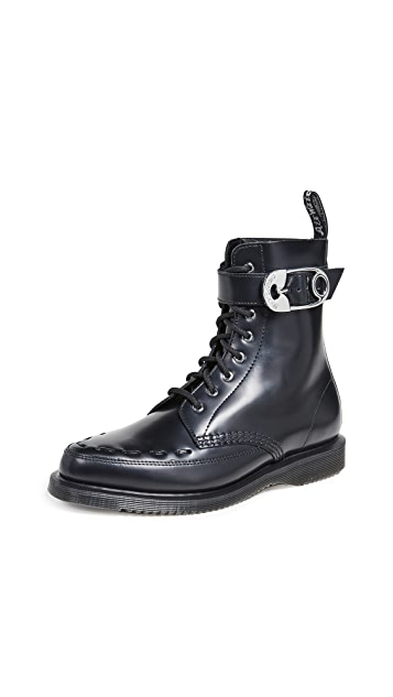 Dr. Martens Geordin 8 Eye Boots