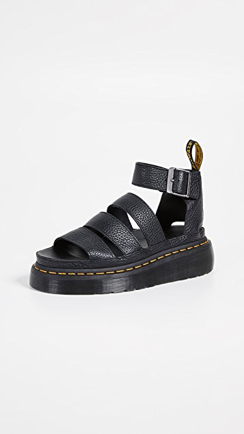 905c465a28b3 Dr. Martens Clarissa II Quad Sandals ...
