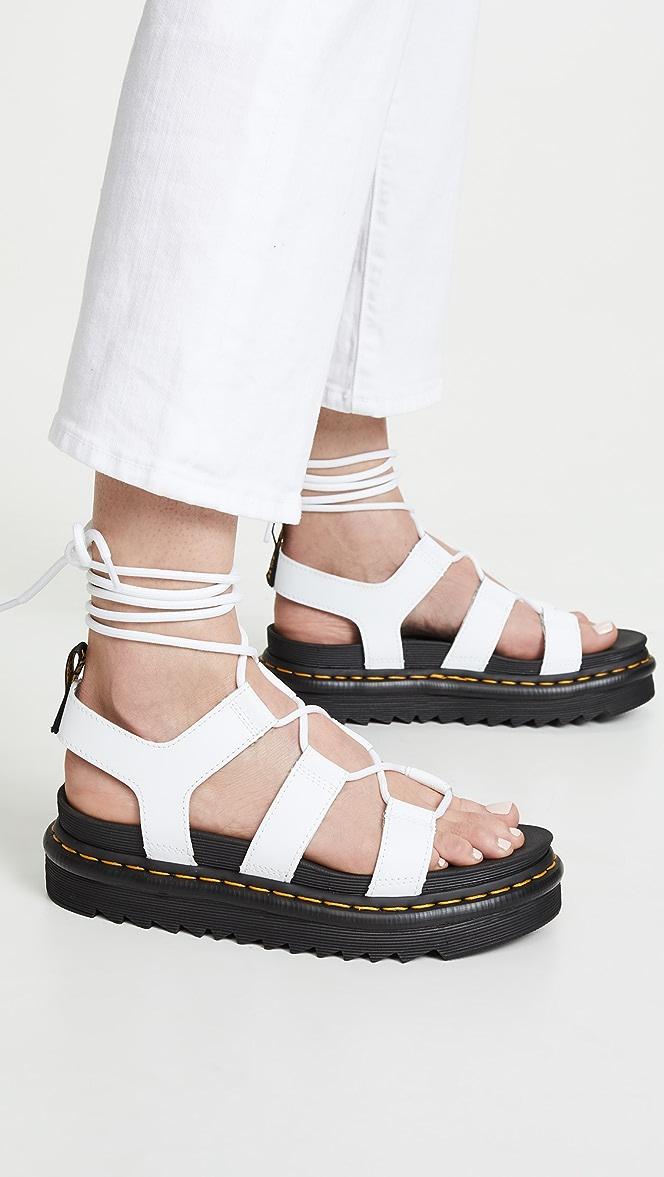 Dr. Martens Nartilla Sandals   SHOPBOP