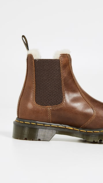 Dr. Martens 马汀博士 Leonore Sherpa 切尔西靴