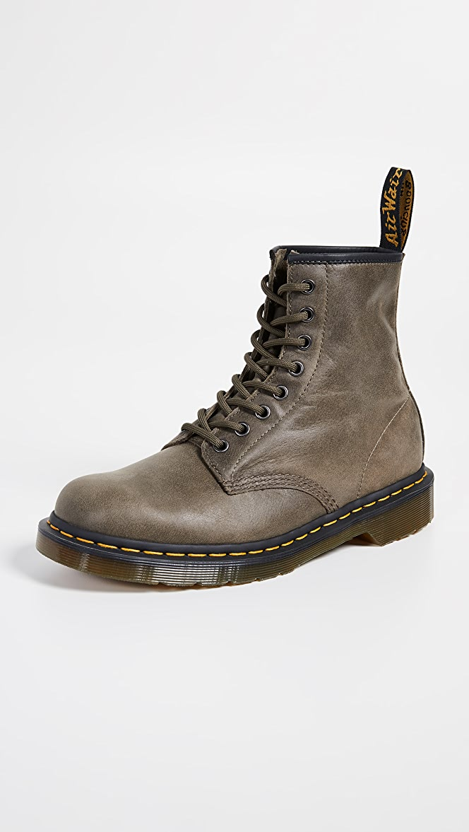 Dr. Martens 1460 8 Eye Boots   EAST DANE