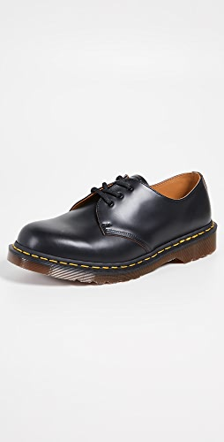 Dr. Martens - Made In England Vintage 1461 3 Eye Lace Ups