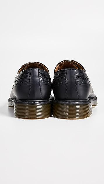 Dr. Martens 3989 Brogue Lace Up Shoes