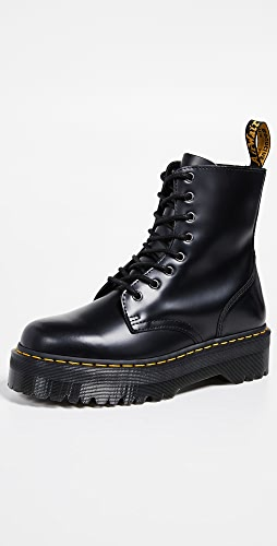 Dr. Martens - Jadon Polished 8 Eye Boots