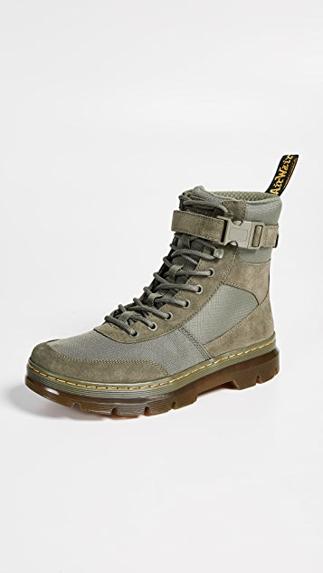 Dr. Martens Combs Tech Mixed Media Boots