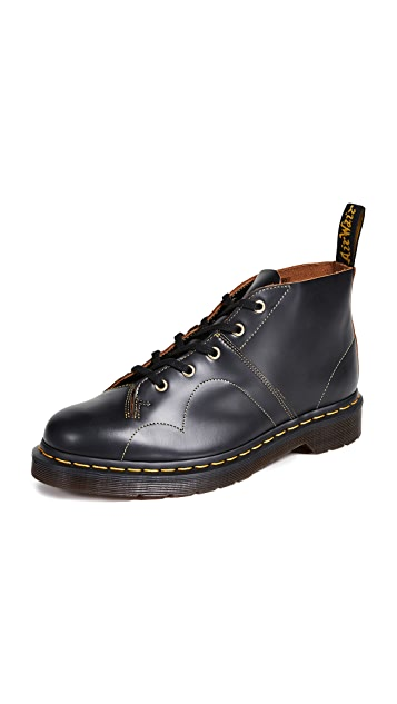 Dr. Martens Church Vintage Smooth Boots