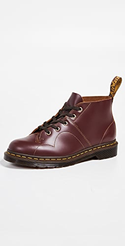 Dr. Martens - Church Smooth Boots