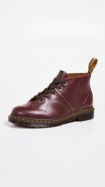 Dr. Martens Church Smooth Boots