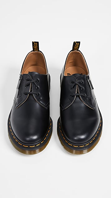 Dr. Martens x Beams 1461 3 Eye Lace Ups with Zip