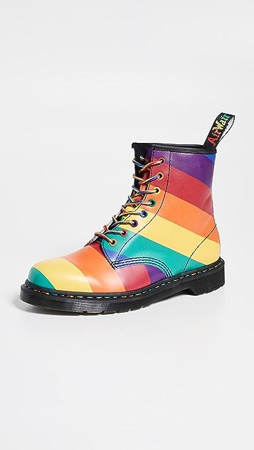 Dr. Martens 1460 PRIDE 8 Eye Boots