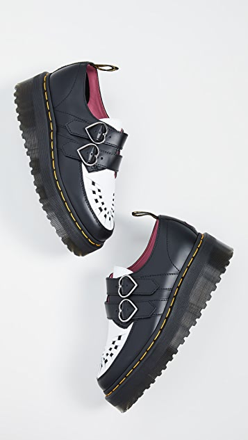 Dr. Martens Lazy Oaf Buckle Creepers