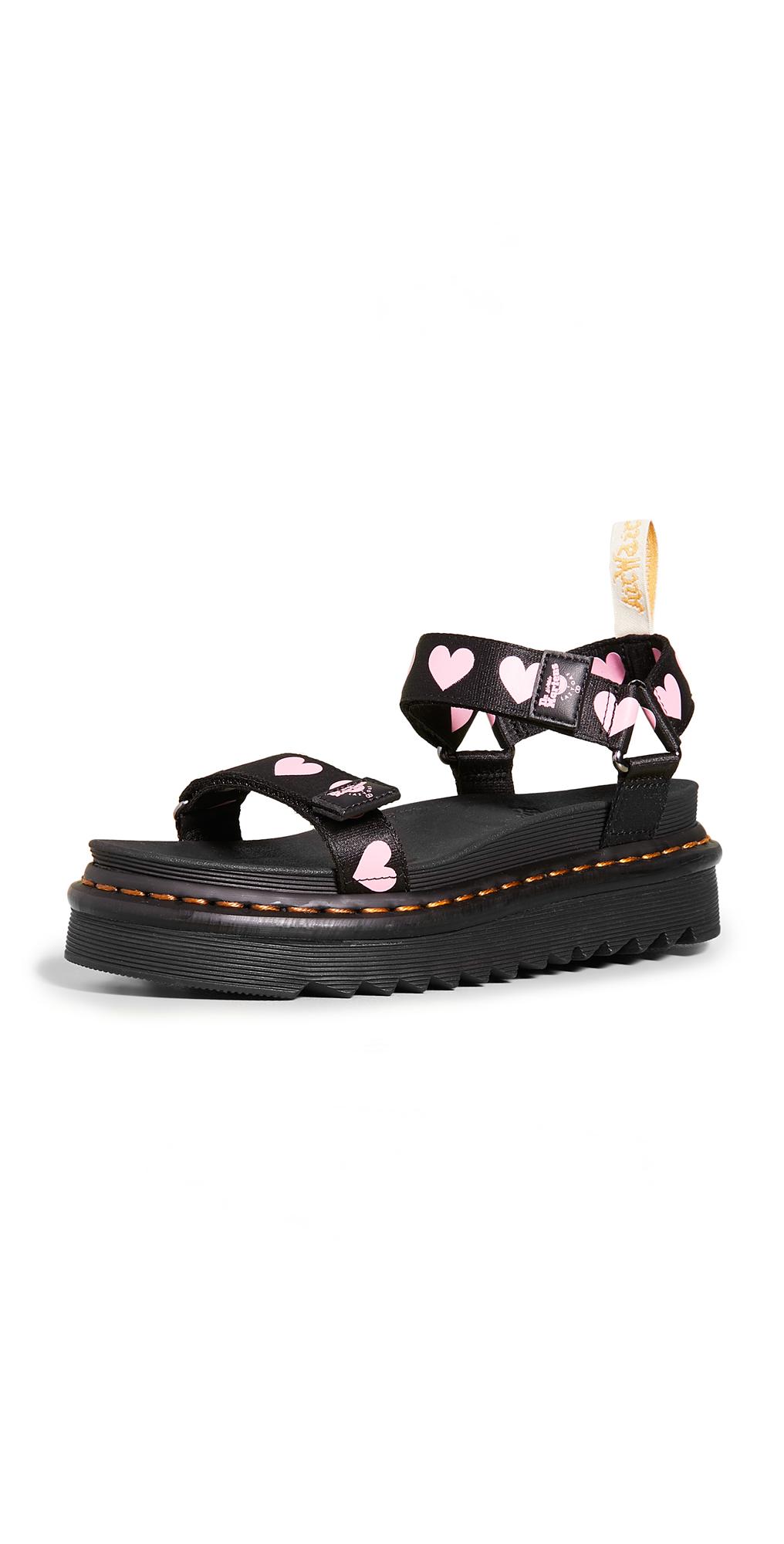 Dr. Martens Vegan Lazy Oaf Sandals