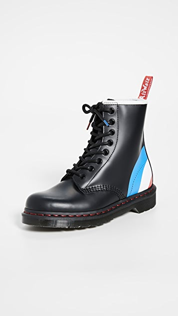 Dr. Martens x The Who 1460 Smooth Boots