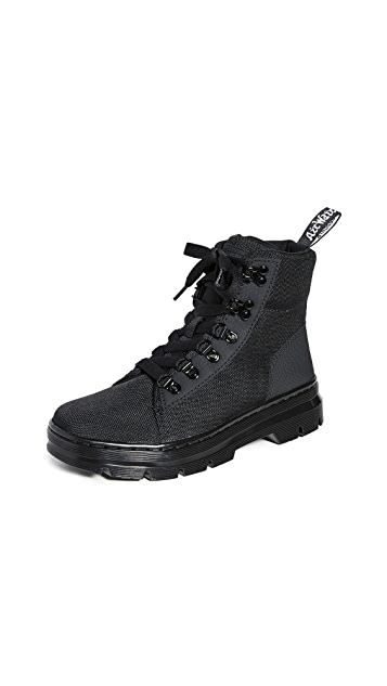 Dr. Martens Combs W 7 Tie Boots