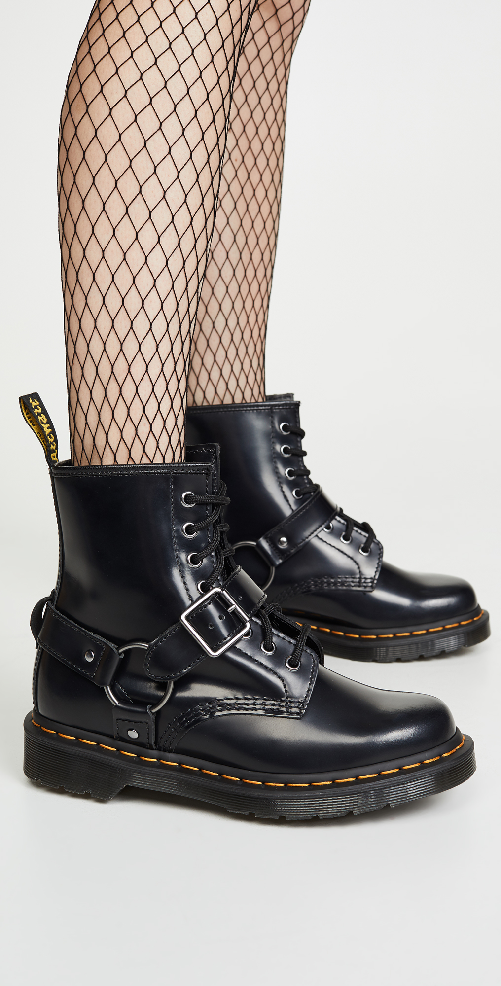 Dr. Martens 1460 Harness Boots | SHOPBOP