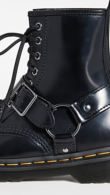 Dr. Martens 1460 饰带靴子
