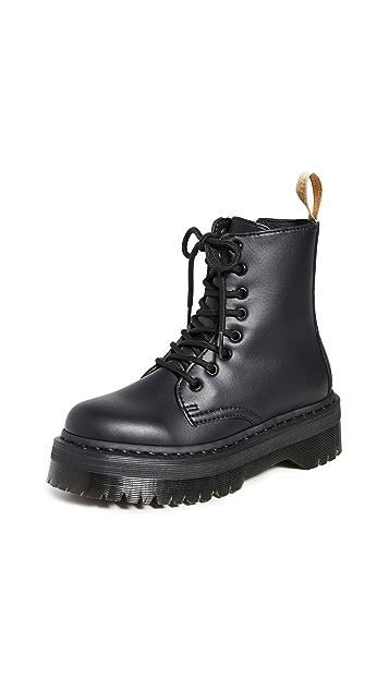 Dr. Martens Vegan Jadon II Mono 8 Eye Boots
