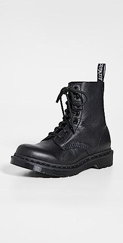 Dr. Martens - 1460 Pascal Mono 8 孔靴