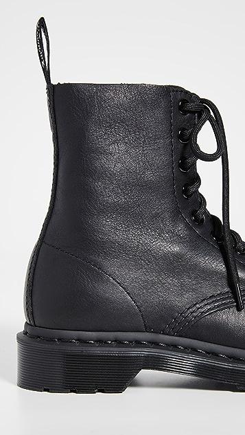 Dr. Martens 1460 Pascal Mono 8 Eye Boots