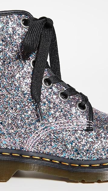 Dr. Martens 1460 Farrah 6 Eye Boots