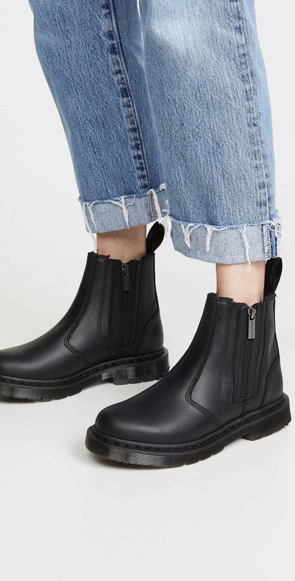 Dr. Martens 2976 Alyson Chelsea Boots