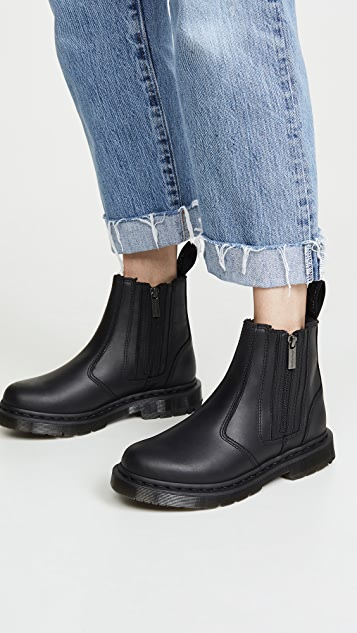 best collection exceptional range of styles and colors hot-seeling original 2976 Alyson Chelsea Boots with Zips